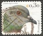 Sellos del Mundo : Europa : Portugal : Pombo das rochas-paloma