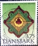 Sellos del Mundo : Europa : Dinamarca : Intercambio 0,30 usd 3,75 krone 1995
