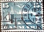 Sellos del Mundo : Europa : Dinamarca : Intercambio 0,35 usd 15 ore 1947