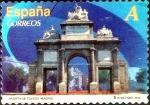 Sellos del Mundo : Europa : España :  Intercambio 0,20 usd tarifa A 2013