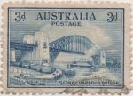 Sellos de Oceania - Australia -  Y & T Nº 90