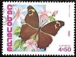 Sellos de Africa - Cabo Verde -  Cabo verde-cambio