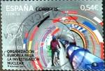Sellos de Europa - España -  Intercambio 0,70 usd 54 cent. 2014