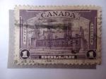 Sellos de America - Canadá -  Ramezay Castle - Castillo Ramezay (Scott/Ca:367 - Yv/201 - Mi/208)