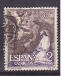 Sellos de Europa - España -  Misterios Sto. Rosario