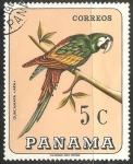 Sellos del Mundo : America : Panamá : Guacamaya ara-loro