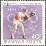 Sellos del Mundo : Europa : Hungría : Magyar Olimpiai Bizottság