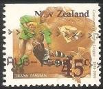 Sellos del Mundo : Oceania : Nueva_Zelanda : El Centenario Historia de la Rugby Football League 1895 - 1995