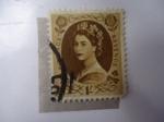 Sellos de Europa - Reino Unido -  Queen Elizabeth II (Scoot/GB:529)