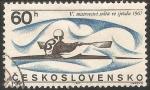 Sellos del Mundo : Europa : Checoslovaquia : Spartakiade (o Spartakiad) inicialmente era el nombre de un evento deportivo internacional que dejó