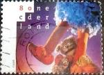 Sellos de Europa - Holanda -  Intercambio 0,25 usd 80 cent. 1996