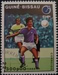 Sellos de Africa - Guinea Bissau -  Soccer