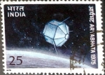 Sellos de Asia - India -  Intercambio crf 0,85 usd 25 p. 1975
