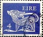 Sellos del Mundo : Europa : Irlanda : Intercambio 0,35 usd 4 p. 1971