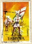 Sellos del Mundo : Europa : España : UNIFORMES - Santa Hermandad de Castilla 1488
