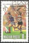 Sellos de Europa - Hungría -  1.980 Campeonato de Europa de Fútbol