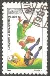 Sellos de Europa - Hungría -   Copa Mundial de Fútbol de 1986