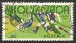 Sellos del Mundo : Europa : Portugal : Juegos olimpicos de Munich