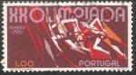 Sellos del Mundo : Europa : Portugal : Juegos Olímpicos de Múnich 1972