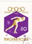 Sellos de Europa - Hungría -  olimpiada Valley-1960