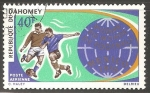 Sellos del Mundo : Asia : Omán : 1970 Copa Mundial de la FIFA