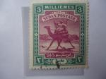 Sellos de Africa - Sudán -  Cartero en Camello - Sudan Postage - Camel.