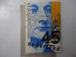 Sellos de Europa - Holanda -  A.F. de Savornin Lohman 1837-1924 (Mi7Hol.1151 - Yv/1122)