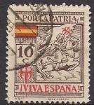 Sellos del Mundo : Europa : España : locales patrioticos