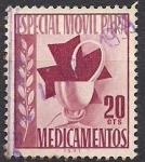 Sellos del Mundo : Europa : España : especial para medicamentos