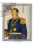 Sellos del Mundo : America : Paraguay : General Alfredo Stroessner. Presidente de Paraguay  1978-1983