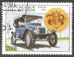 Sellos del Mundo : Africa : Benin : Stanley 1913