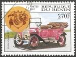 Sellos del Mundo : Africa : Benin : Stoddar-Dayton 1911