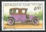 Sellos del Mundo : Africa : Chad : Renault 1906