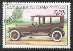 Sellos del Mundo : Africa : Chad : Pierce Arrow 1919