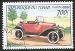 Sellos del Mundo : Africa : Chad : GV Citroen 1919