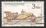 Sellos de Europa - Checoslovaquia -  Tatra  Normandie 1929