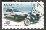 Sellos del Mundo : America : Cuba : 40 Aniversario de la P.N.R. Policia Nacional revolucionaria