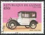 Sellos del Mundo : Africa : Guinea : BMW Dixi 1928