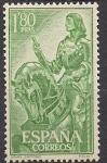 Sellos de Europa - España -  el gran capian