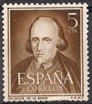 Sellos del Mundo : Europa : España : calderon de la barca