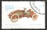 Sellos del Mundo : Asia : Omán : Renault 1902