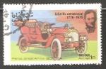 Sellos del Mundo : Asia : Omán : Pierce Great Arrow 1905 USA