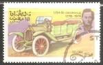 Sellos del Mundo : Asia : Omán : K.R.I.T.1912 USA
