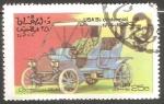 Sellos de Asia - Omán -  Compound 1908 Usa