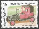 Sellos de Europa - Arabia Saudita -  Citroen 1924
