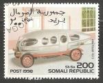 Sellos del Mundo : Asia : Somalia : Alfa Ricotti 1913