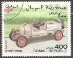 Sellos del Mundo : Africa : Somalia : Itala 1907