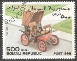 Sellos del Mundo : Africa : Somalia : Fiat 1899