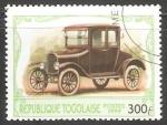 Sellos del Mundo : Oceania : Tonga : Ford Coupe