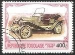 Sellos del Mundo : Africa : Togo : Packard 1907